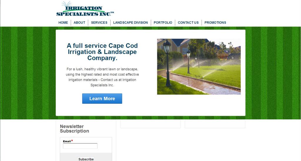 Irrigation Specialists, Inc.