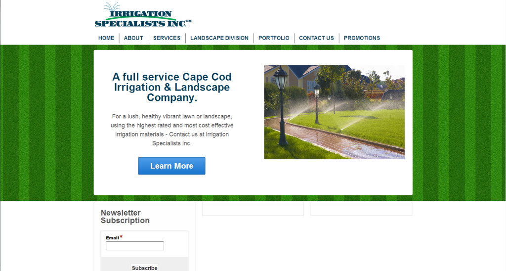 Irrigation Specialists, Inc.