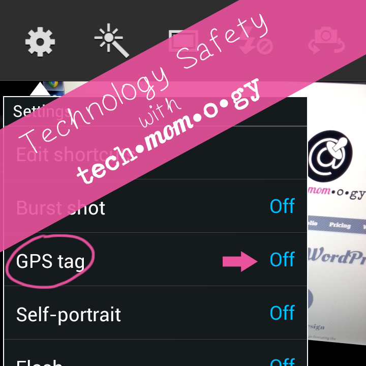 The Dangers of Geotagging | Technology Safety with Techmomogy