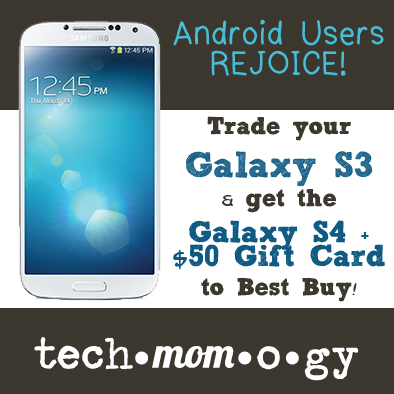 How I just upgraded to the Galaxy S4 & received $50 too!