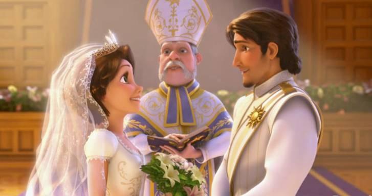 Rapunzel_Flynn_wedding