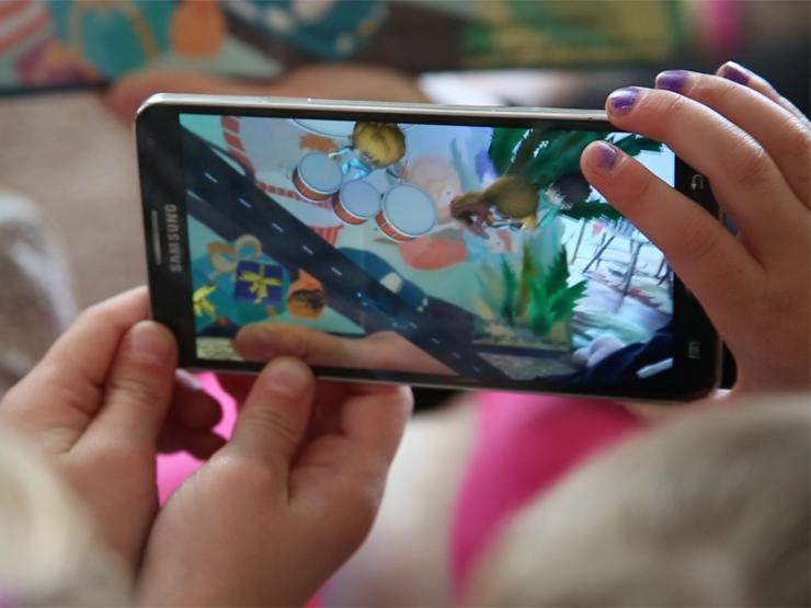 Goodnight Lad | Children's Book & Augmented Reality Companion App