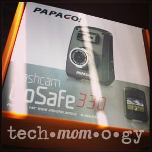 Papago GoSafe 330 Packaging