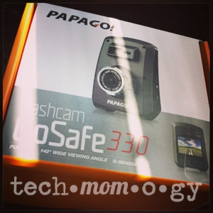 Papago GoSafe 330 featured image
