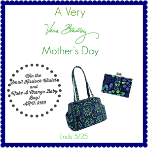 A Very Vera Bradley Mother's Day