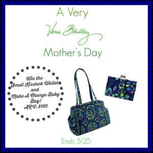 A Very Vera Bradley Mother's Day