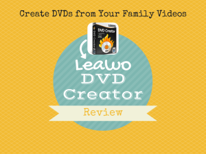 Leawo DVD Creator_featured image