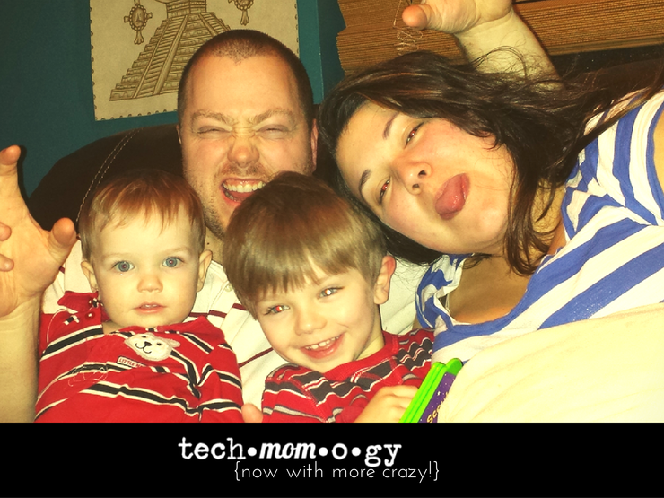 Techmomogy - Now with more crazy!