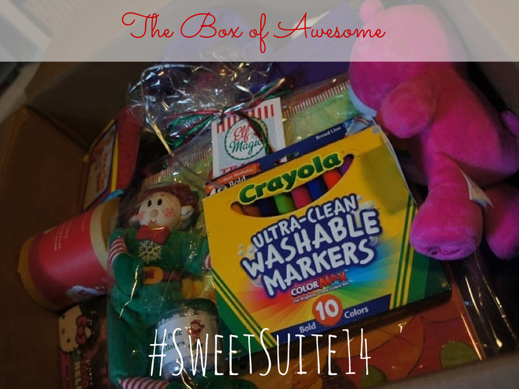 Sweet Suite Featured Image