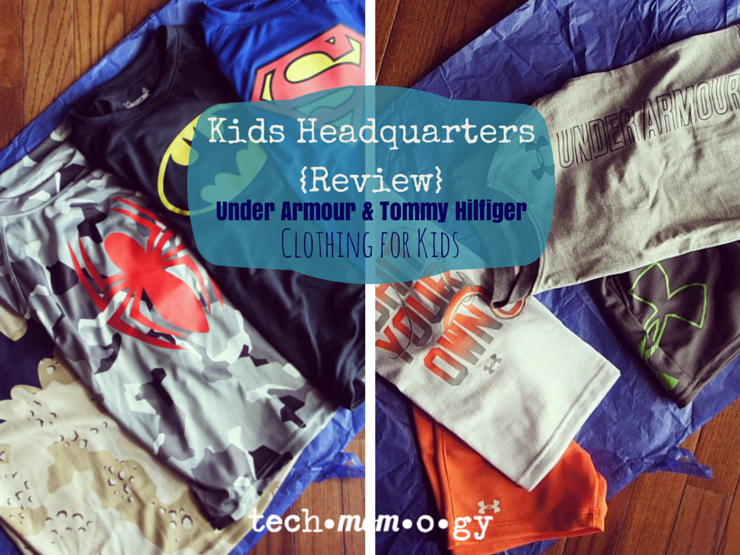 Under Armour & Tommy Hilfiger Clothing for Kids | Kids Headquarters