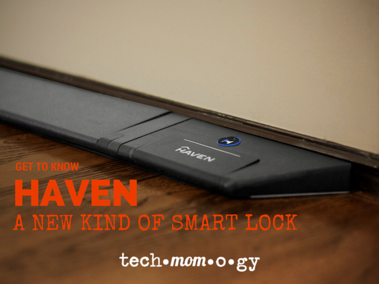 Get to know HAVEN, a new kind of smart lock