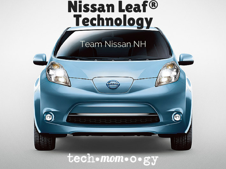 Nissan Leaf® Technology| Team Nissan NH
