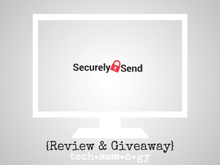 Securely Send {Review & Giveaway}