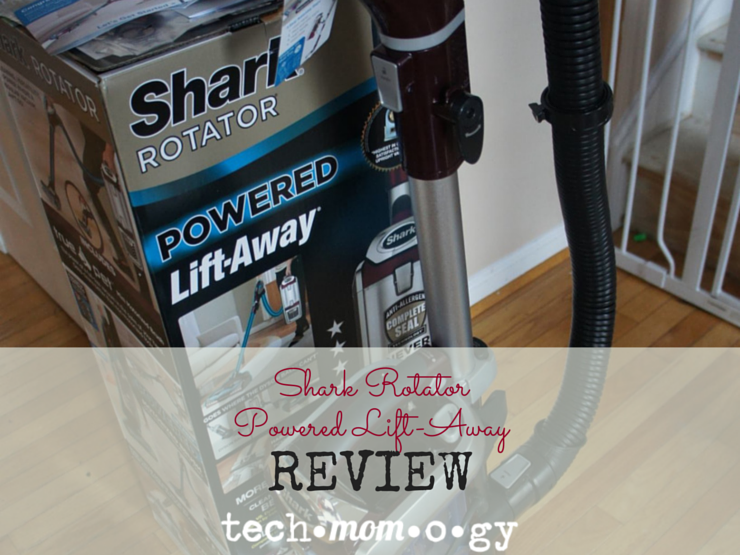 Shark 174 Rotator 174 Powered Lift Away 174 Review Techmomogy