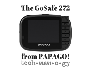 The GoSafe 272 Featured Image