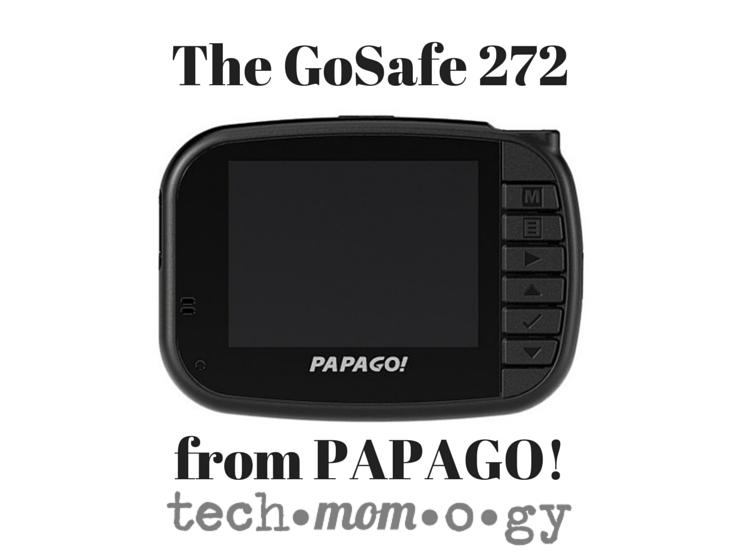 Sponsored   The GoSafe 272: Slim, Sleek, and Quite Astonishing!