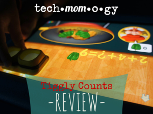 Tiggly Counts Review - Techmomogy