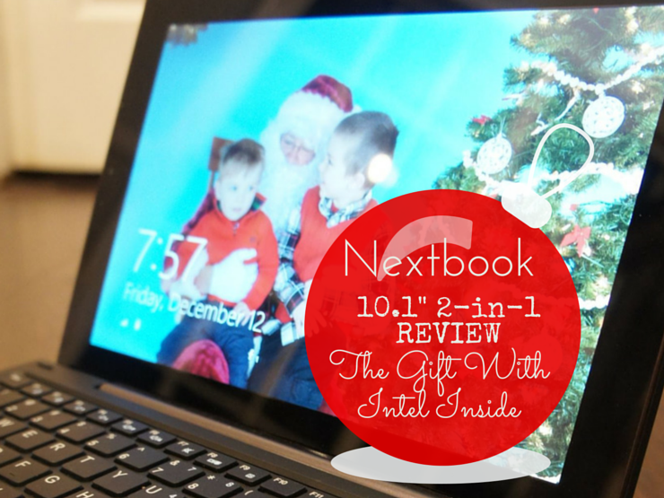 Nextbook 10.1″ 2-in-1 Review | The Gift With Intel Inside