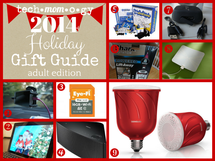 Techmomogy 2014 Holiday Gift Guide Adult Edition
