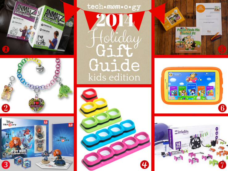Techmomogy 2014 Holiday Gift Guide: Kids Edition