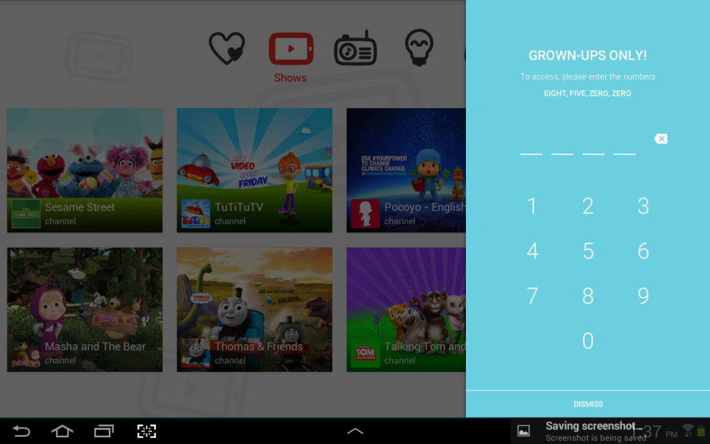 YouTube Kids App Review • techmomogy
