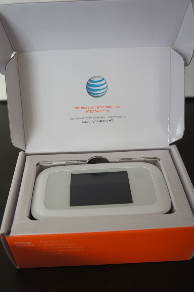 AT&T Velocity 4G LTE Wiresless Hotspot Review #FamilyFOMO_Techmomogy