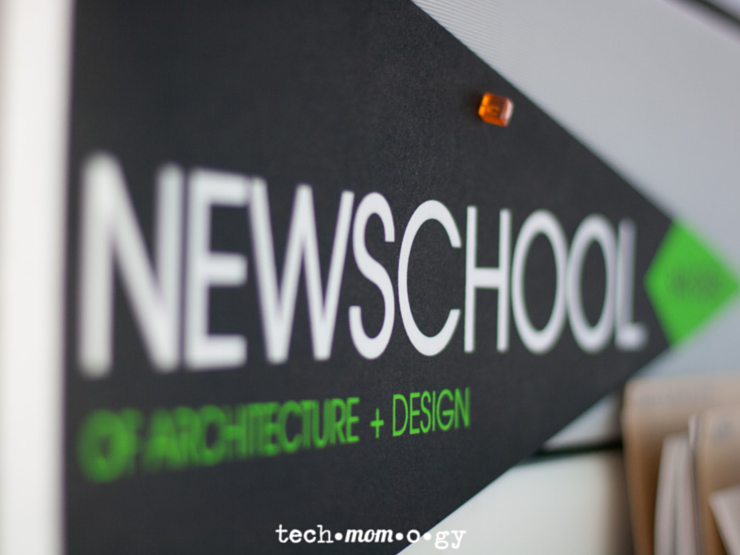 new school of architecture & design • techmomogy