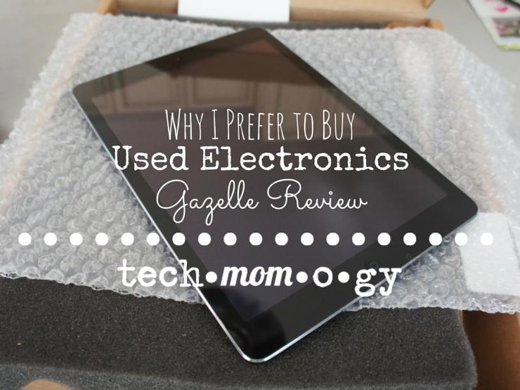 Gazelle Review - Techmomogy