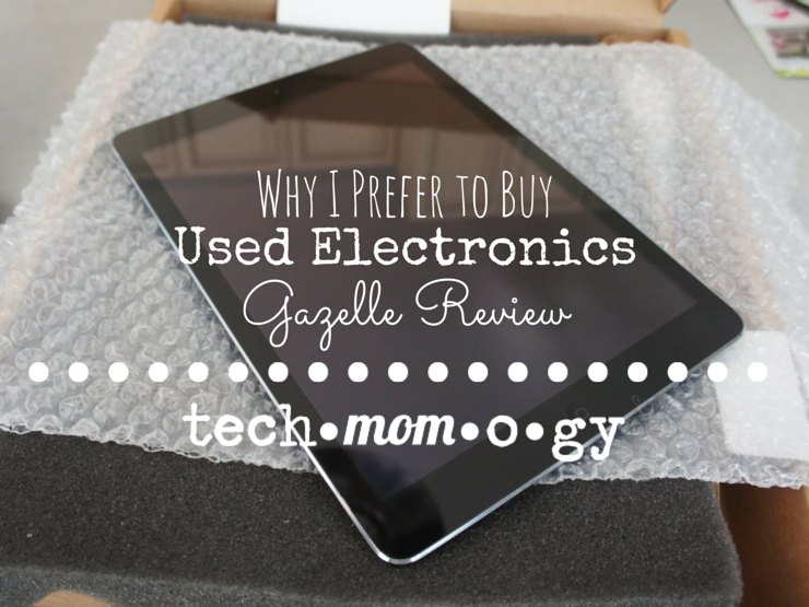 Why I Prefer to Buy Used Electronics   Gazelle Review