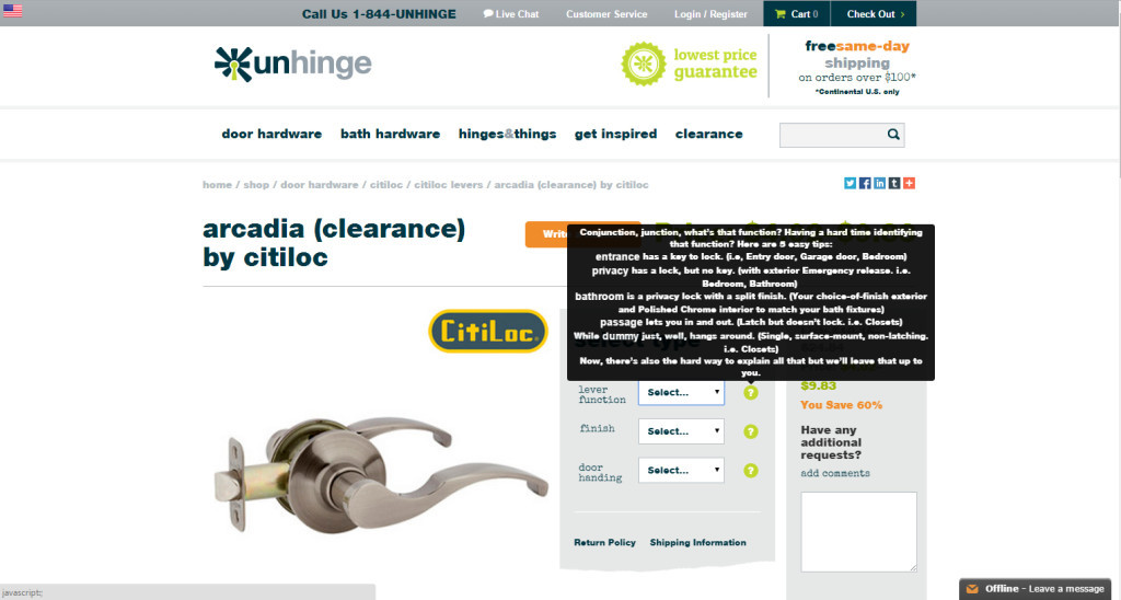 Unhinge Hardware Review Screenshot - Techmomogy
