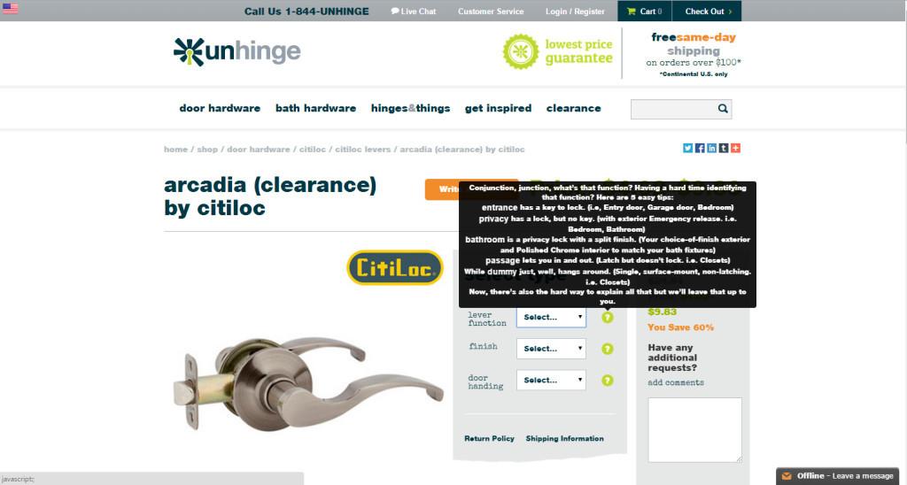 Unhinge Hardware Review Screenshot - Techmomogy
