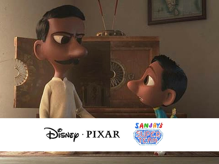 Disney/Pixar's Sanjay's Super Team | First Clip Now Available!