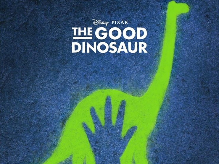 Disney•Pixar's THE GOOD DINOSAUR | New Trailer!