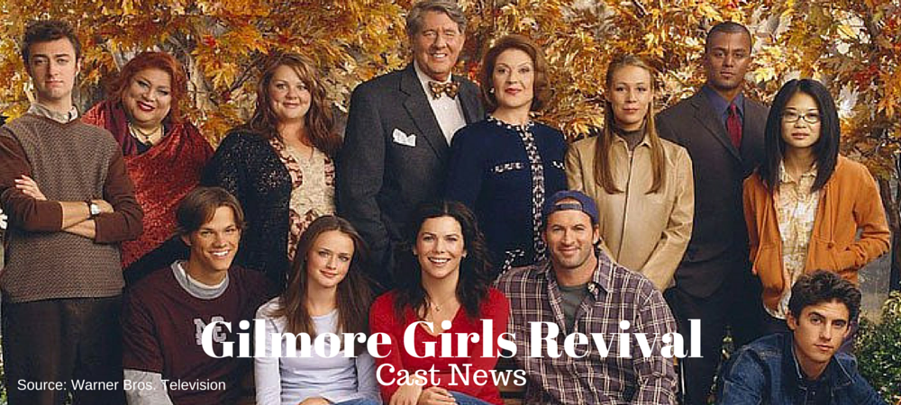 Gilmore Girls Revival | Cast News