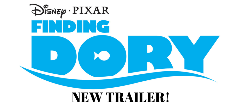 Disney Pixar's Finding Dory | New Trailer!