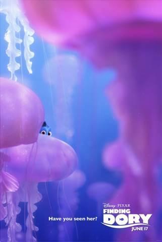 Disney Pixar Finding Dory - Techmomogy