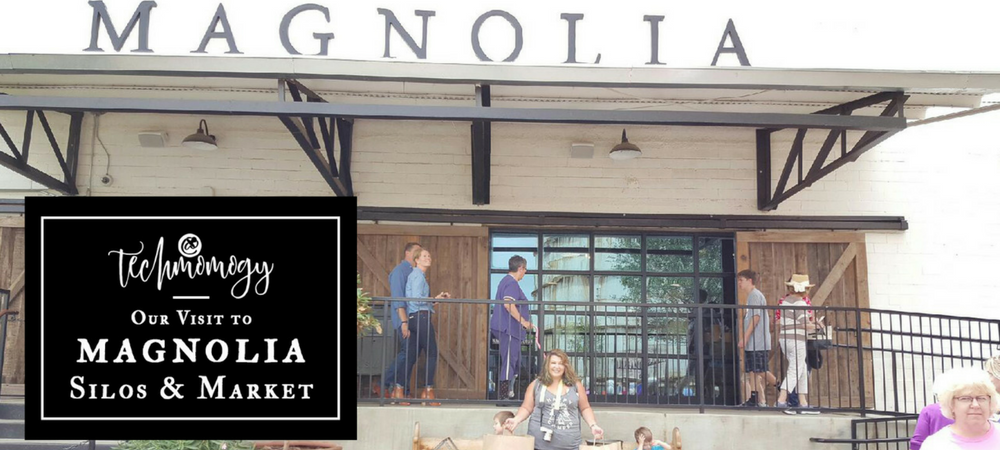 Our Visit to the Magnolia Silos & Market