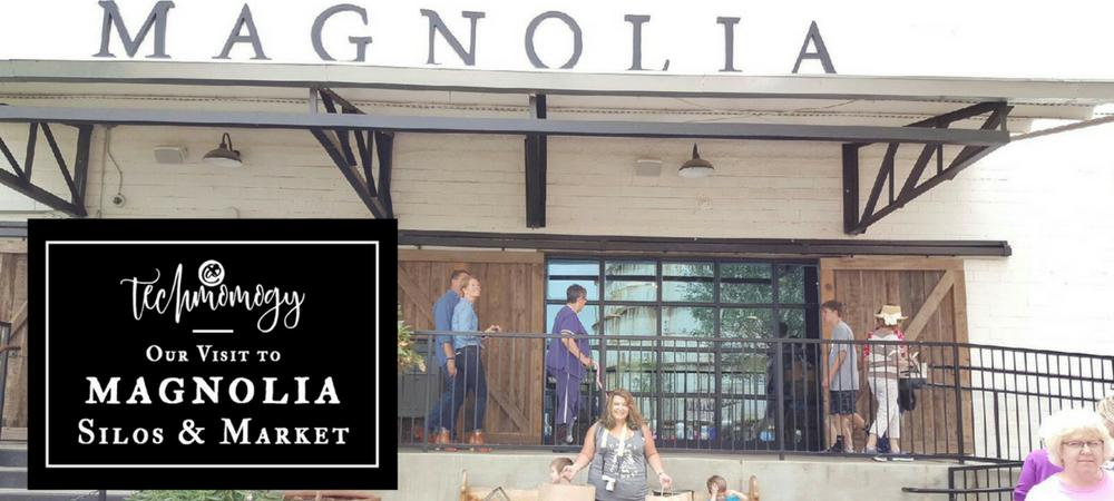 Our Visit to the Magnolia Silos & Market