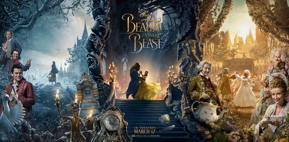 New Trailer for Disney's Beauty and the Beast
