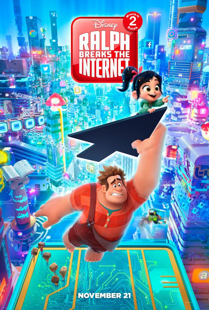 Ralph Breaks The Internet: Wreck-It Ralph 2 | New Trailer!