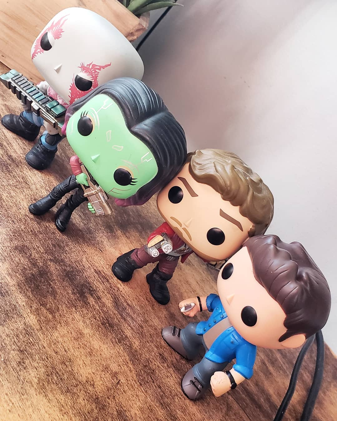 [Instagram]I welcomed Dean Winchester to…