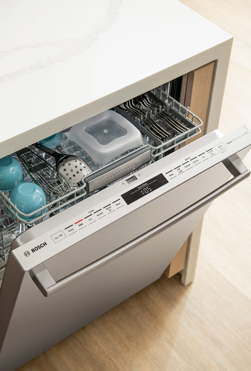 Meet the Bosch 800 Series Dishwasher - Techmomogy